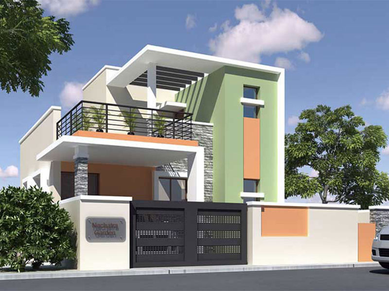 Land For Sale in Sathy Road Coimbatore